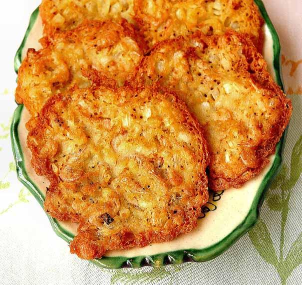 Tortillitas camarones
