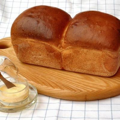 Pan de leche de Dan Lepard