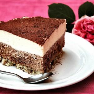 Tarta dos chocolates