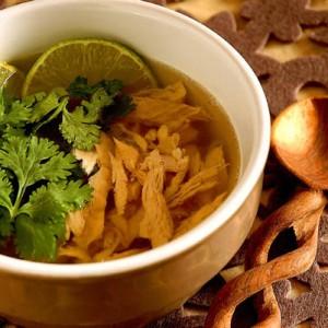 Daring Cooks de octubre: Vietnamese chicken pho o sopa de pollo vietnamita