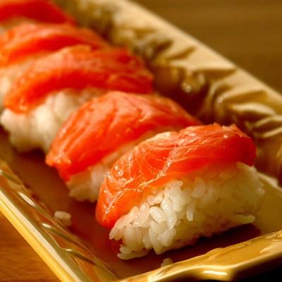 Daring Cooks de noviembre: sushi