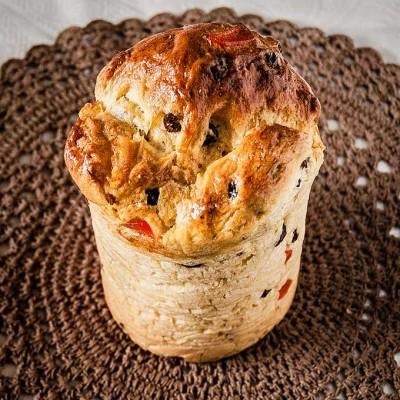 Kulich, pan de Pascua ruso