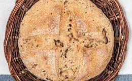 pan de centeno y sidra