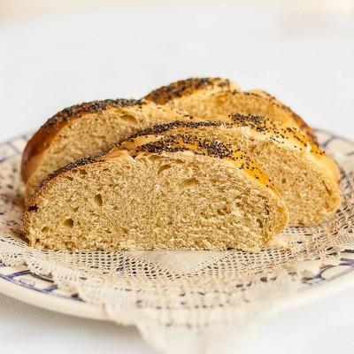 Jalá, el pan del Sabbat