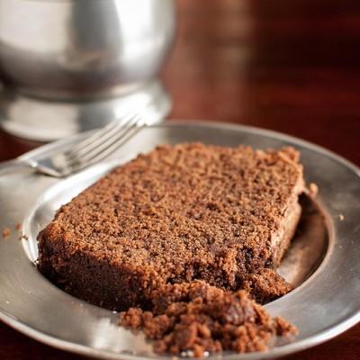 Indecent chocolate cake