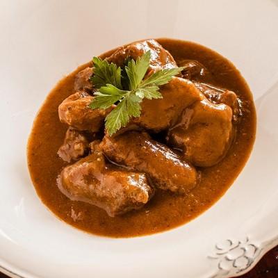 Sephardic veal stew