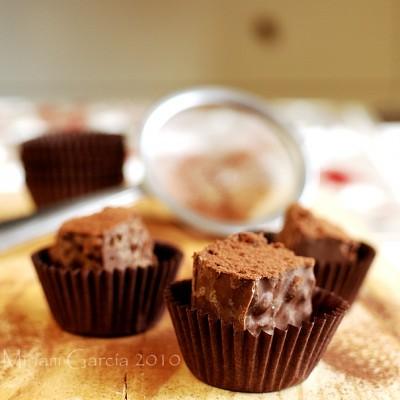 Chocolate turrón, Spain's Christmas fare