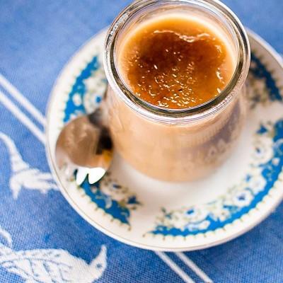 Crema de manzana, John Barry y San Valentín