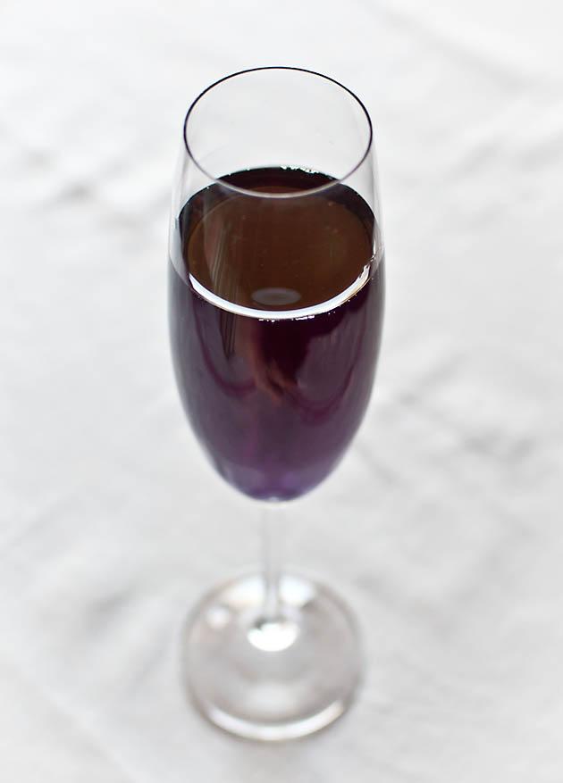 Kir violetas