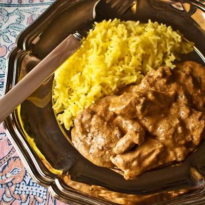 Tikka massala de pollo con Whole Kitchen