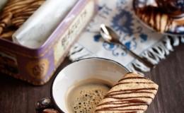 Shortbread avellanas café
