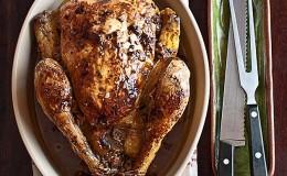 Pollo horno baja temperatura