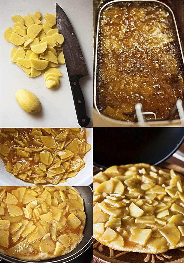 Spanish Potato Tortilla (Tortilla Espanola) Recipes — Dishmaps