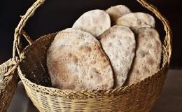 Crackers masa madre