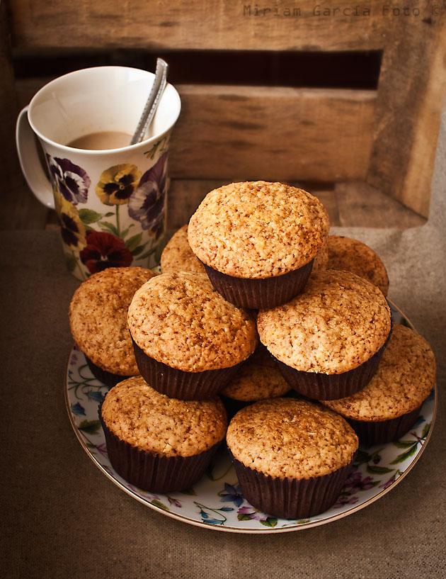 Muffins centeno