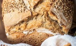 pan de molde rustico