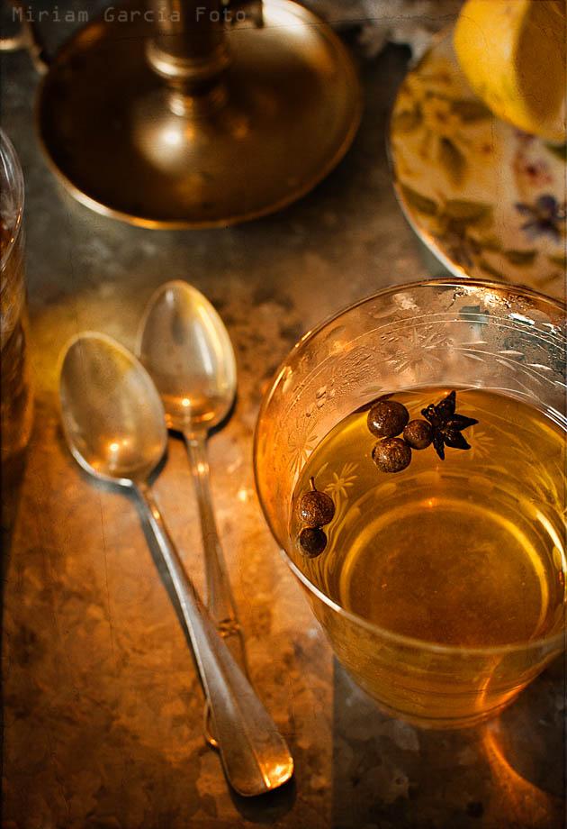 Toddy té whisky