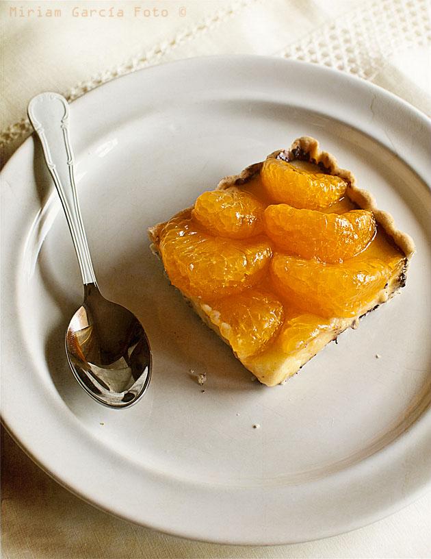 Tarta naranja