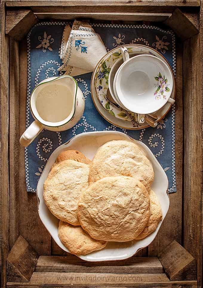 imagen de tortas de alcazar tradicionales