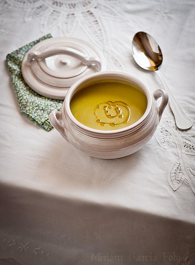 Gazpacho cilantro