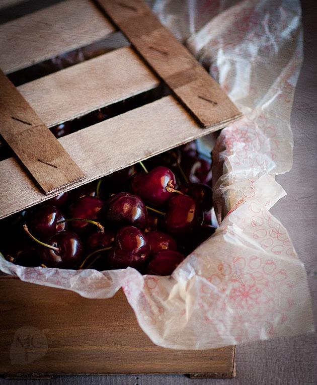 Cherry crate