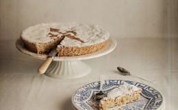 tarta de santiago casera