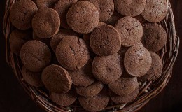galletas de chocolate sencillas