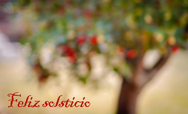 Feliz solsticio