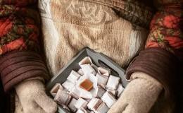 caramelos de toffee