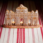 Gingerbread meets a Spanish landmark