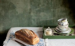 pan de molde inglés