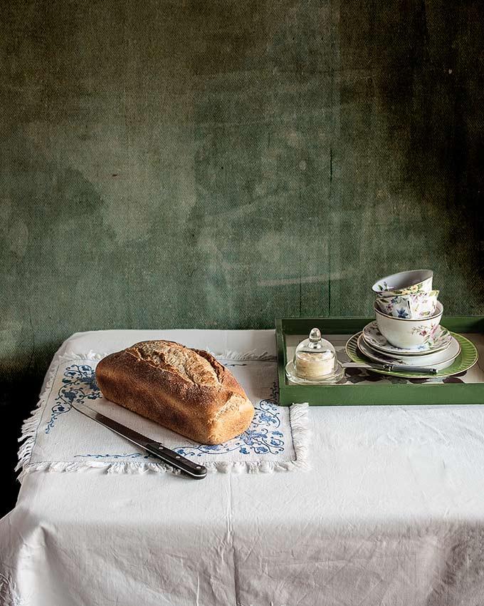 pan de molde ingles