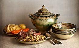 receta de cocido madrileño