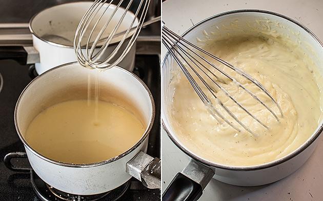 imagen de crema pastelera