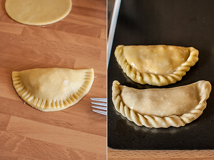 empanadillas patties