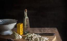imagen de ensalada de col americana