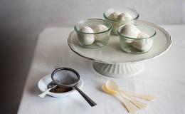 imagen de helado de leche merengada