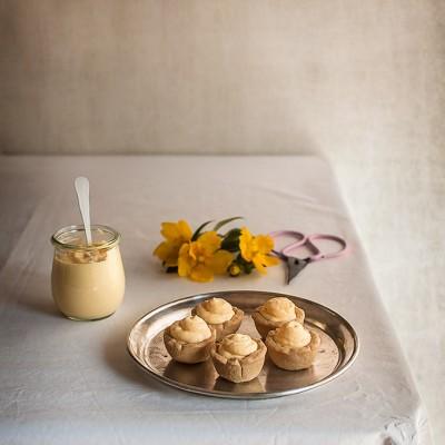 Cómo hacer lemon curd, crema de limón inglesa