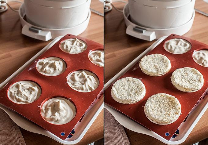 imagen de como hacer tiramisu helado