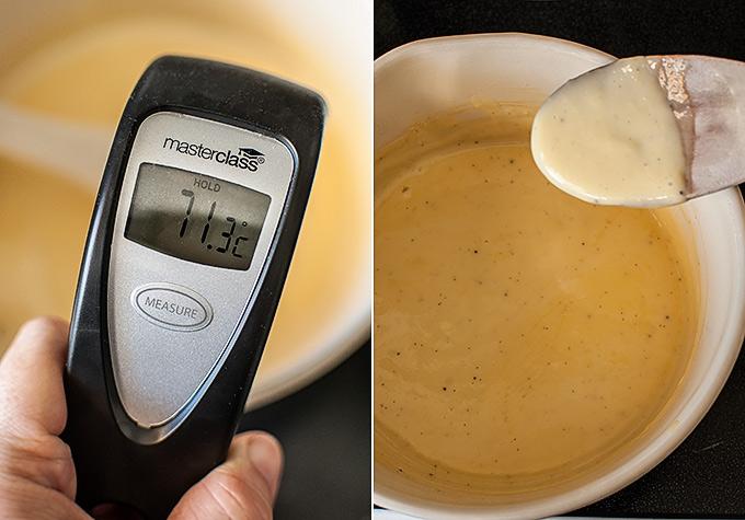 imagen de hacer helado de vainilla