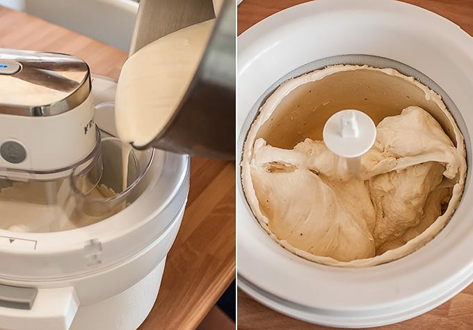 imagen de hacer helados caseros
