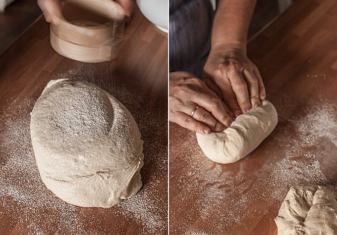 pan de molde tierno paso a paso