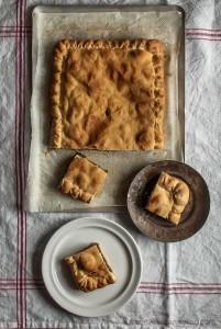 Masa de empanada al estilo gallego | Recetas con fotos El invitado de invierno