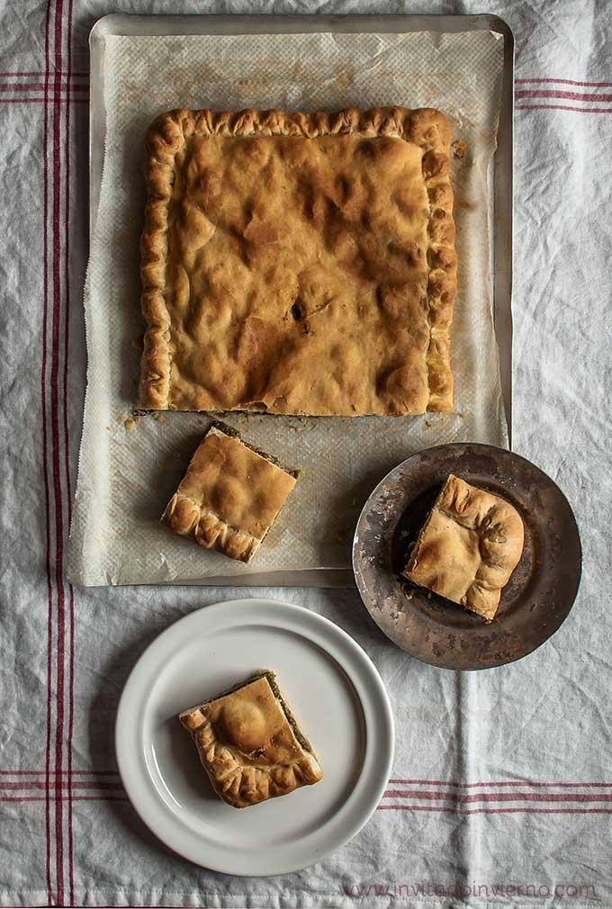 imagen de masa de empanada gallega