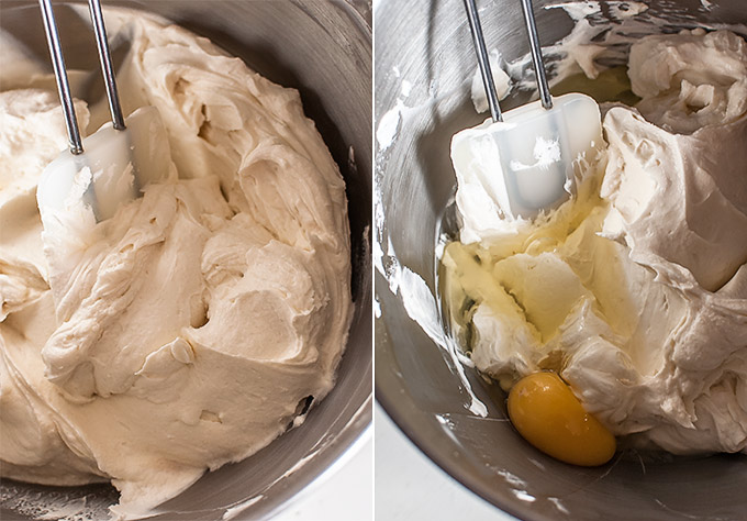 tarta de queso al horno paso a paso