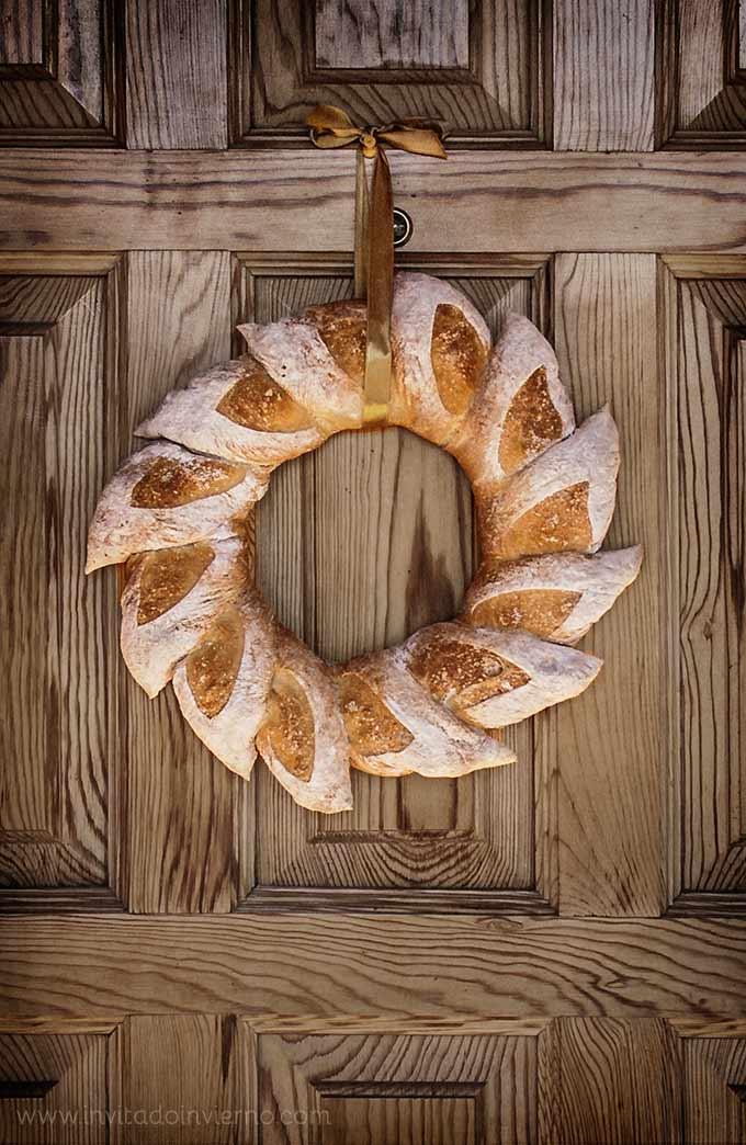 Rosca de pan | Recetas con fotos El invitado de invierno