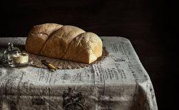 imagen de pan de molde integral