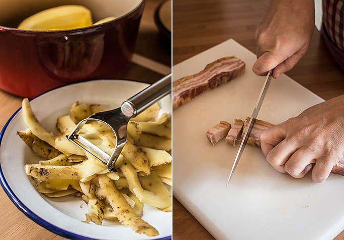 patatas revolconas paso a paso