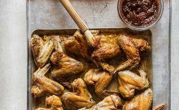 alitas de pollo al horno paso a paso