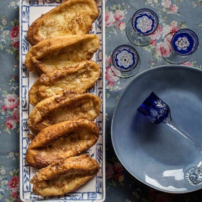 Torrijas, a Spanish Easter treat
